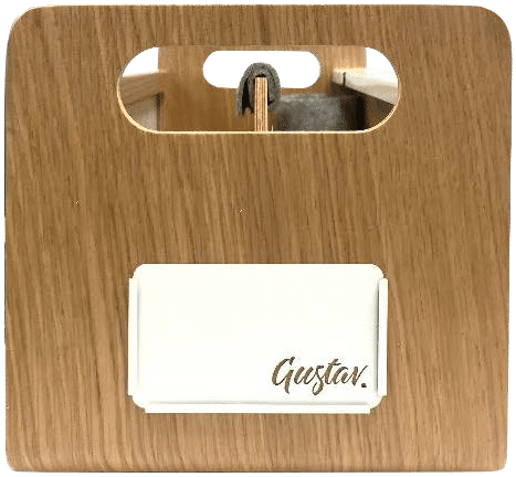 products gustav toolbox side business card