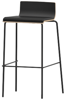 products libert barstool leg black