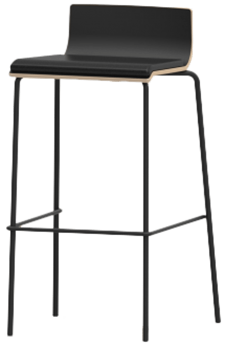 products libert barstool leg black