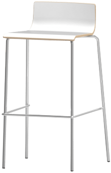 products liberty barstool leg chrome