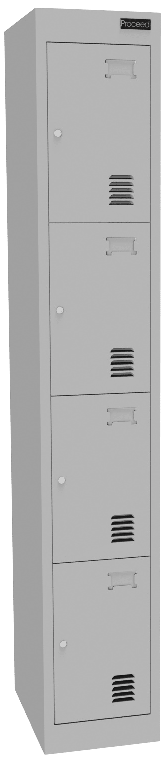 products proceed locker 4tier camlock