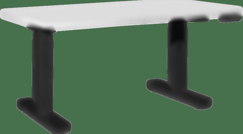 products tidal premium desk single black