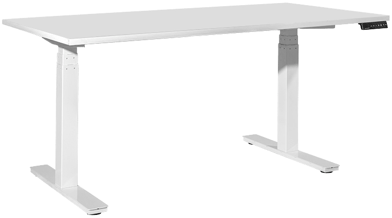products tidal premium desk single white