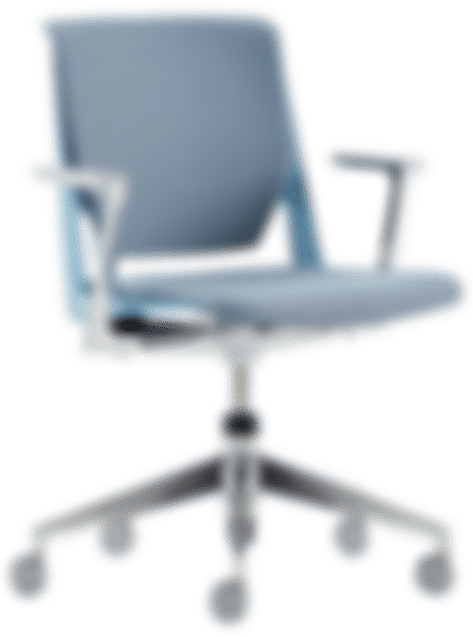 products very conference blue upholstered
