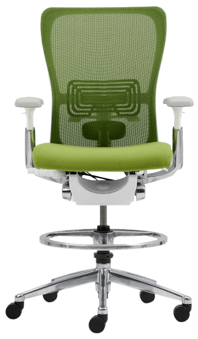 products zody stool green front