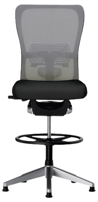 products zody task stool black