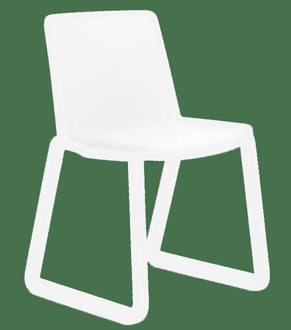 products Jubel white sled base shell