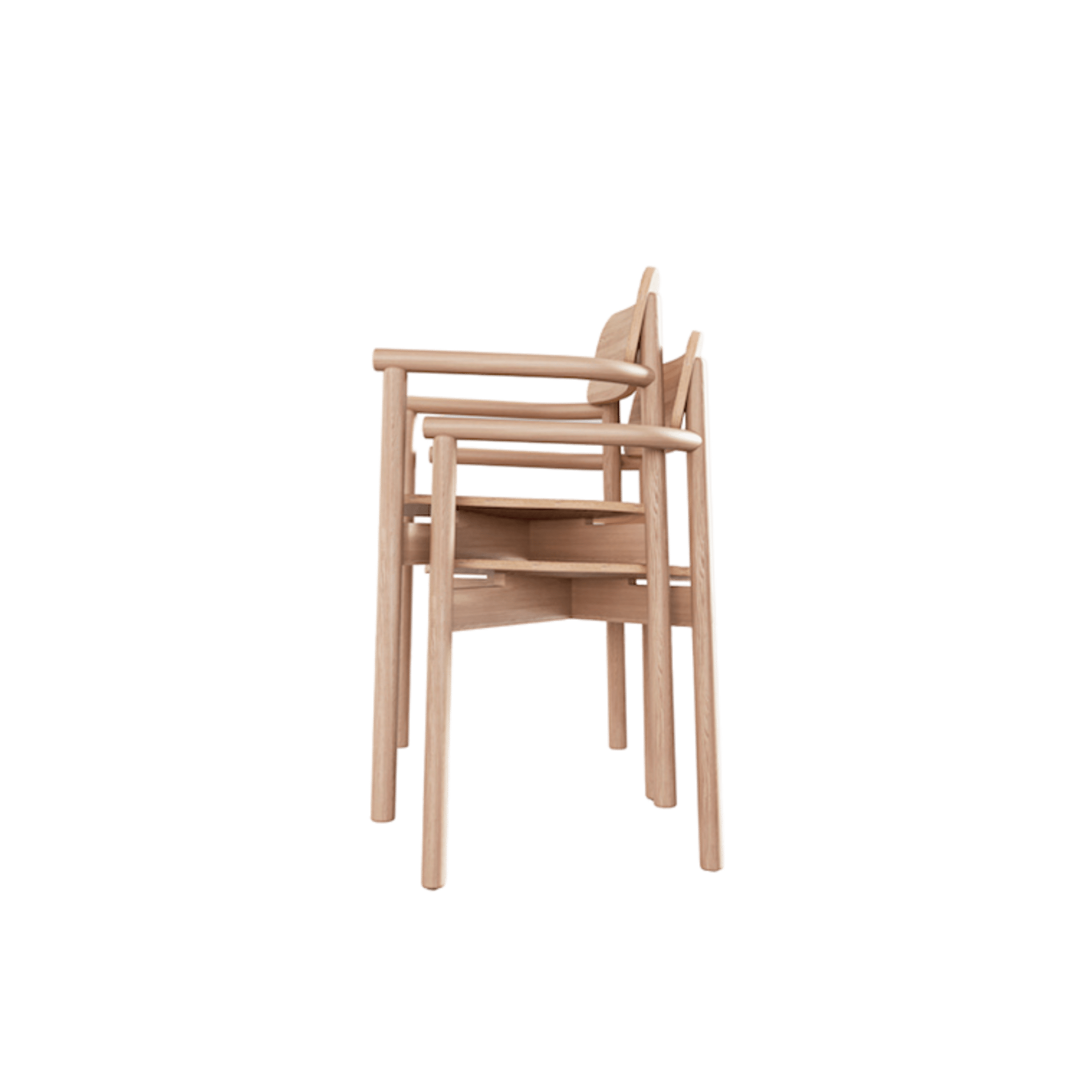 products jasny arm chair stacked