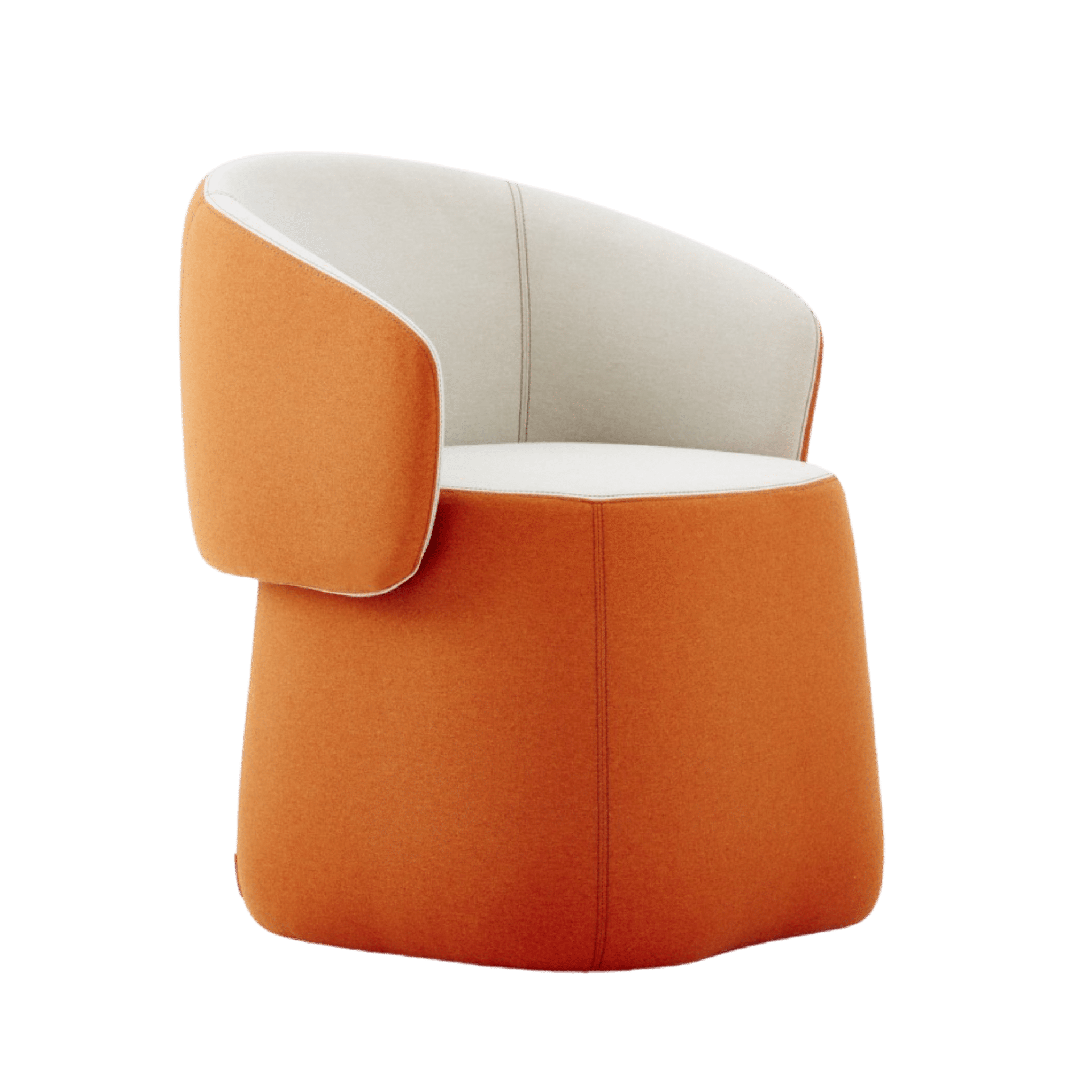 products openest chick pouf