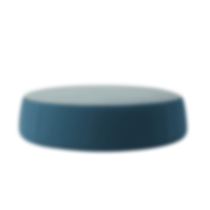 products openest chick pouf large round