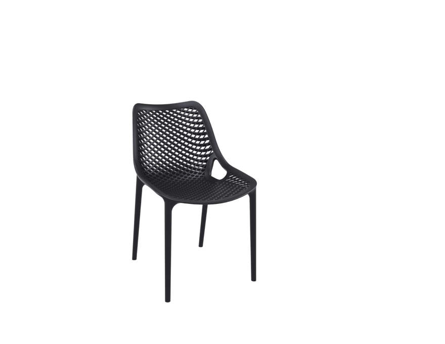 products oxygen chair black