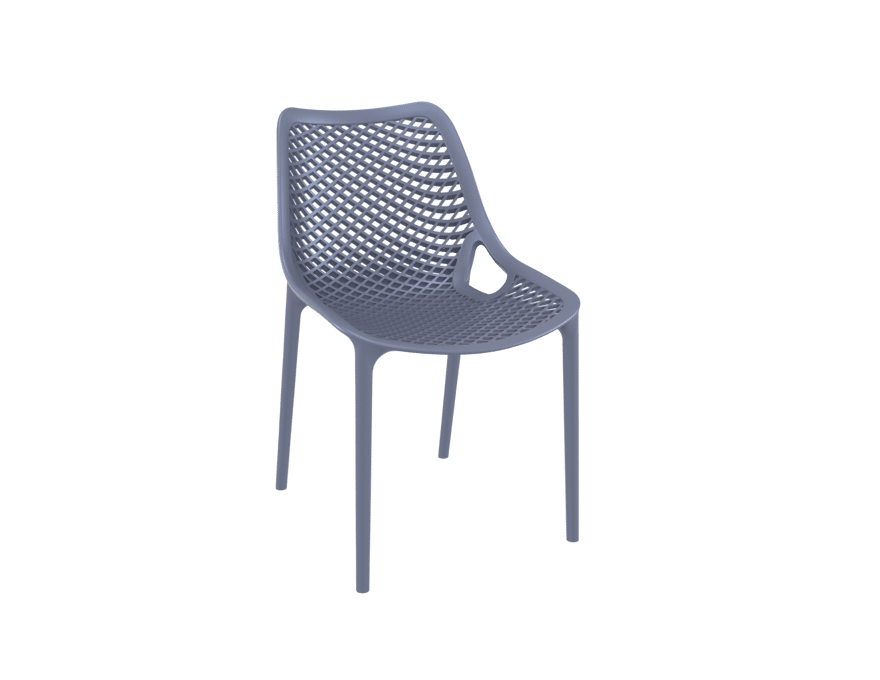 products oxygen chair charcoal