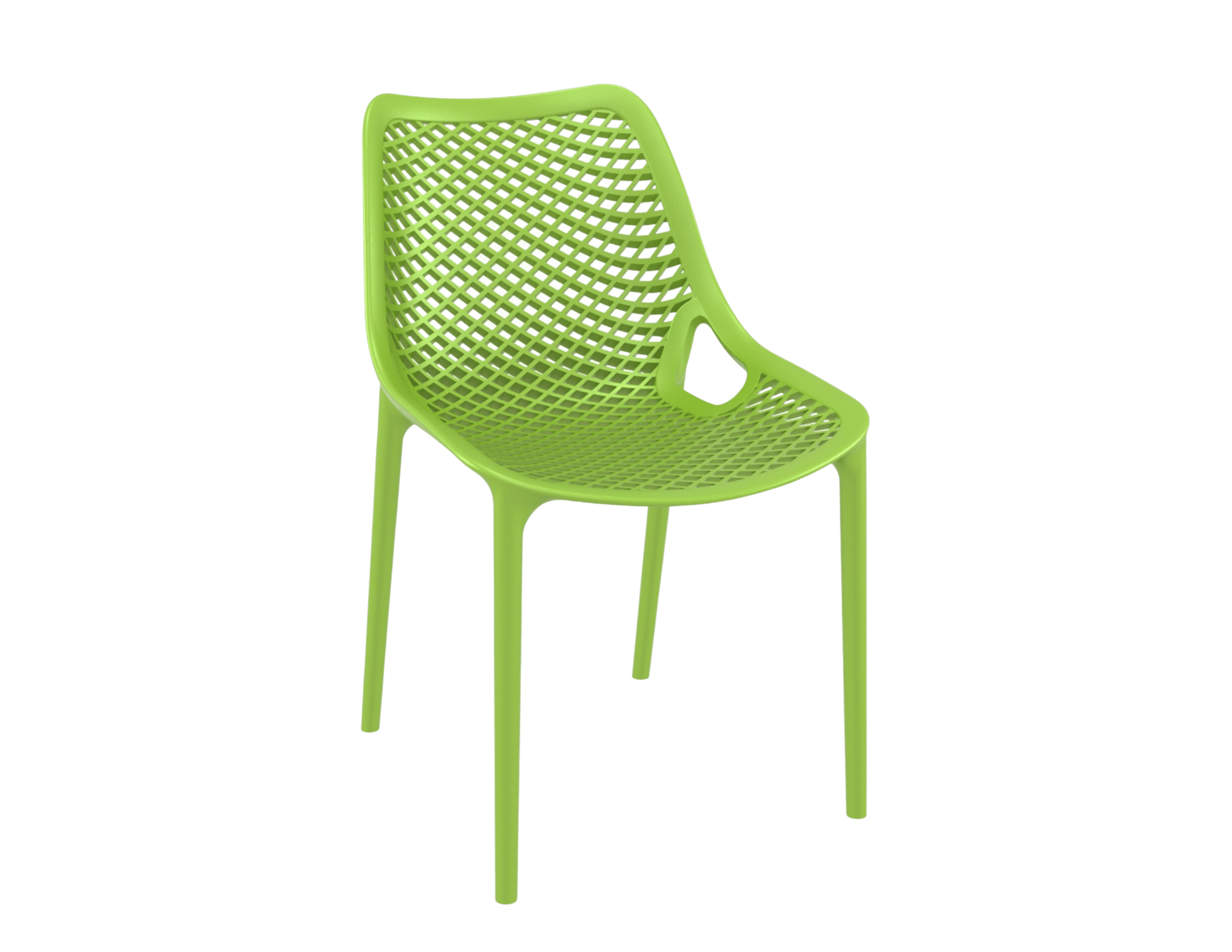 products oxygen chair green