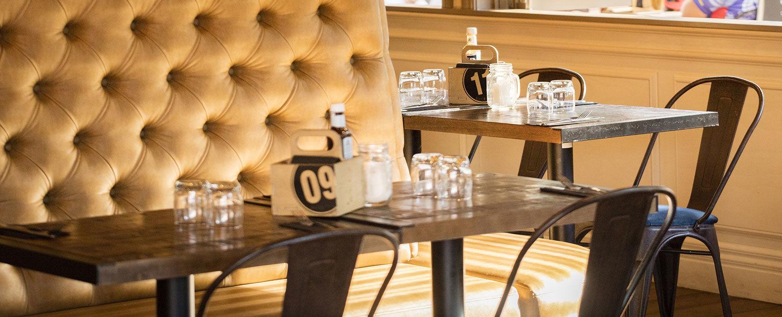 Fire Ice Cafe Restaurant Bar Furniture
