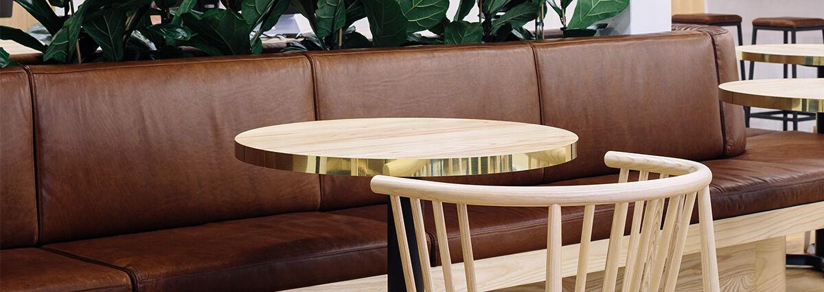 Harrows Hospitality Furniture Brand Message