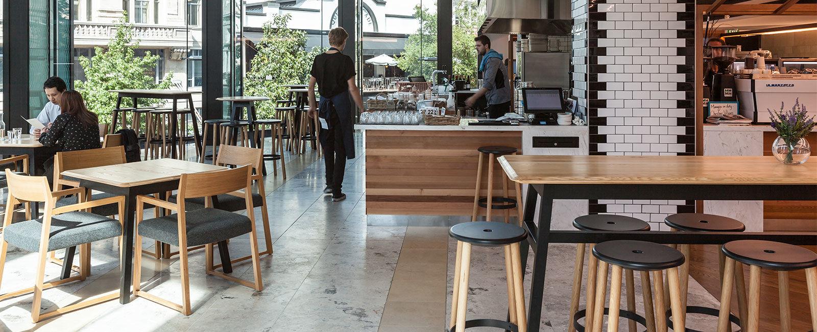 Lunchroom Cafe Furniture