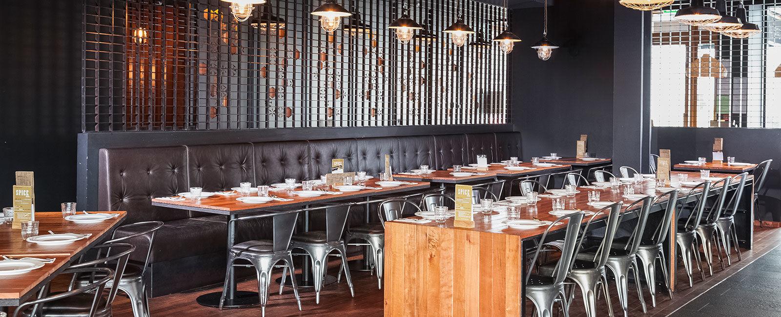 Spice Paragon Restaurant Furniture
