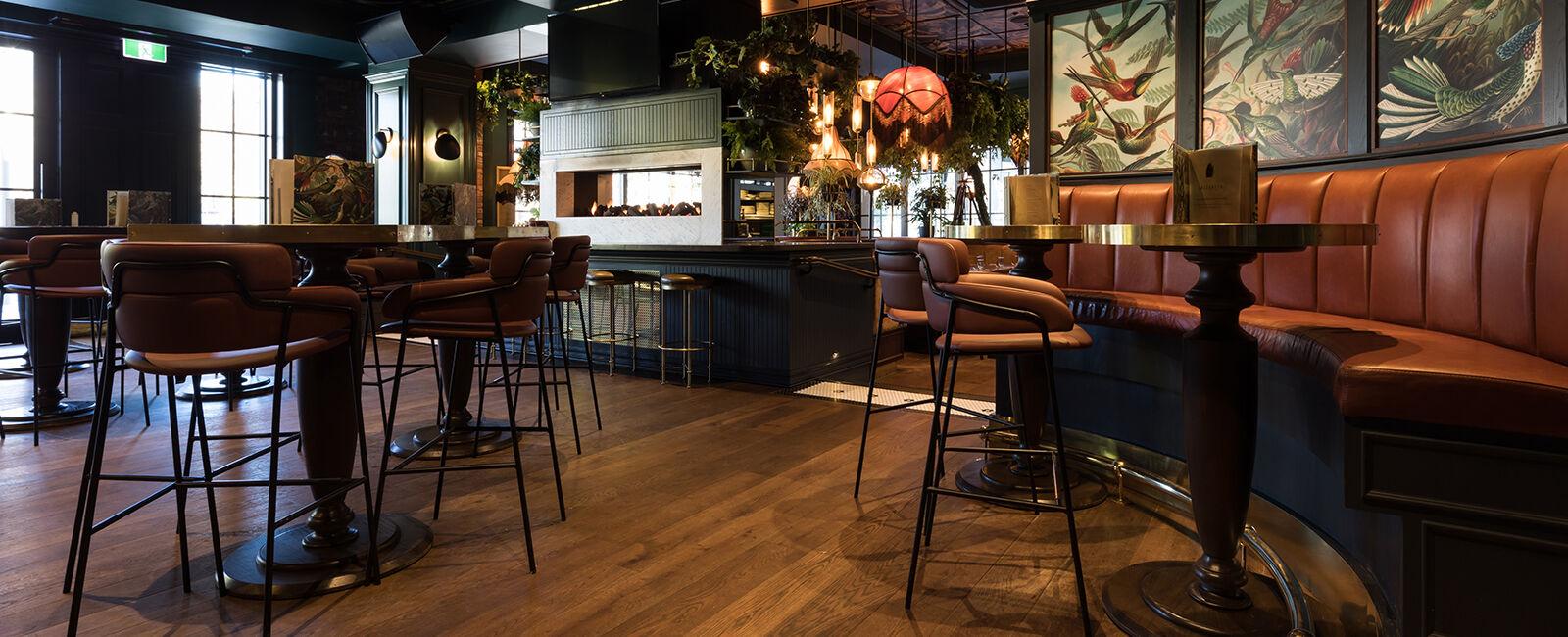 Amazoniota Hero Restaurant Bar