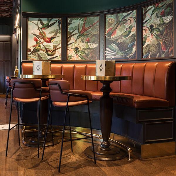 Amazoniota Sitewide Restaurant Bar