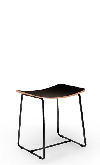 ST Ease Stool  black sitewide