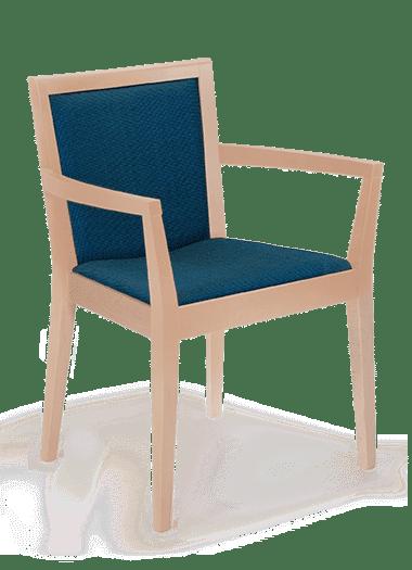 CH Bella Armchair Dining Chair Restaurant Chair Timber Chair hospo