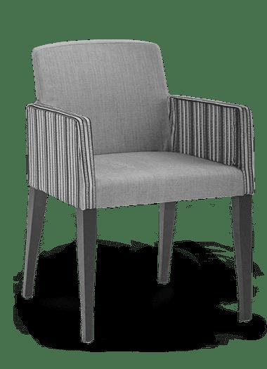 CH Eva Armchair Lounge Chair Cafe Chair Restaurant Dining Chair Uplholstered Chair hospo