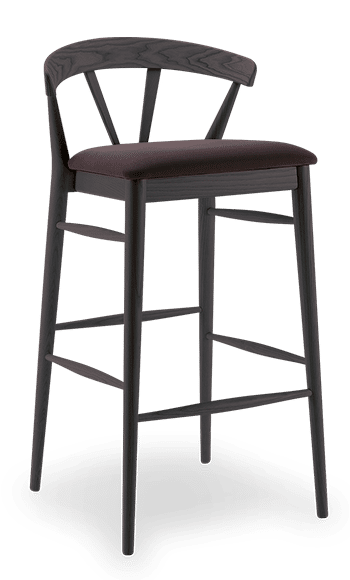 ST Ginger Stool uphol sitewide