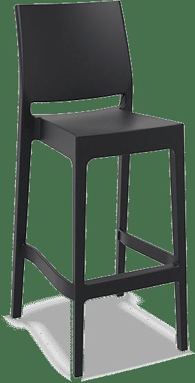ST Maya Stool Bar Stool Bar Chair Stackable Outdoor Stool