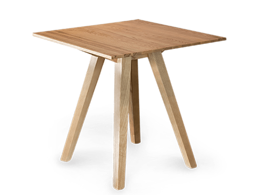 TB Ikon Cafe Table Clear