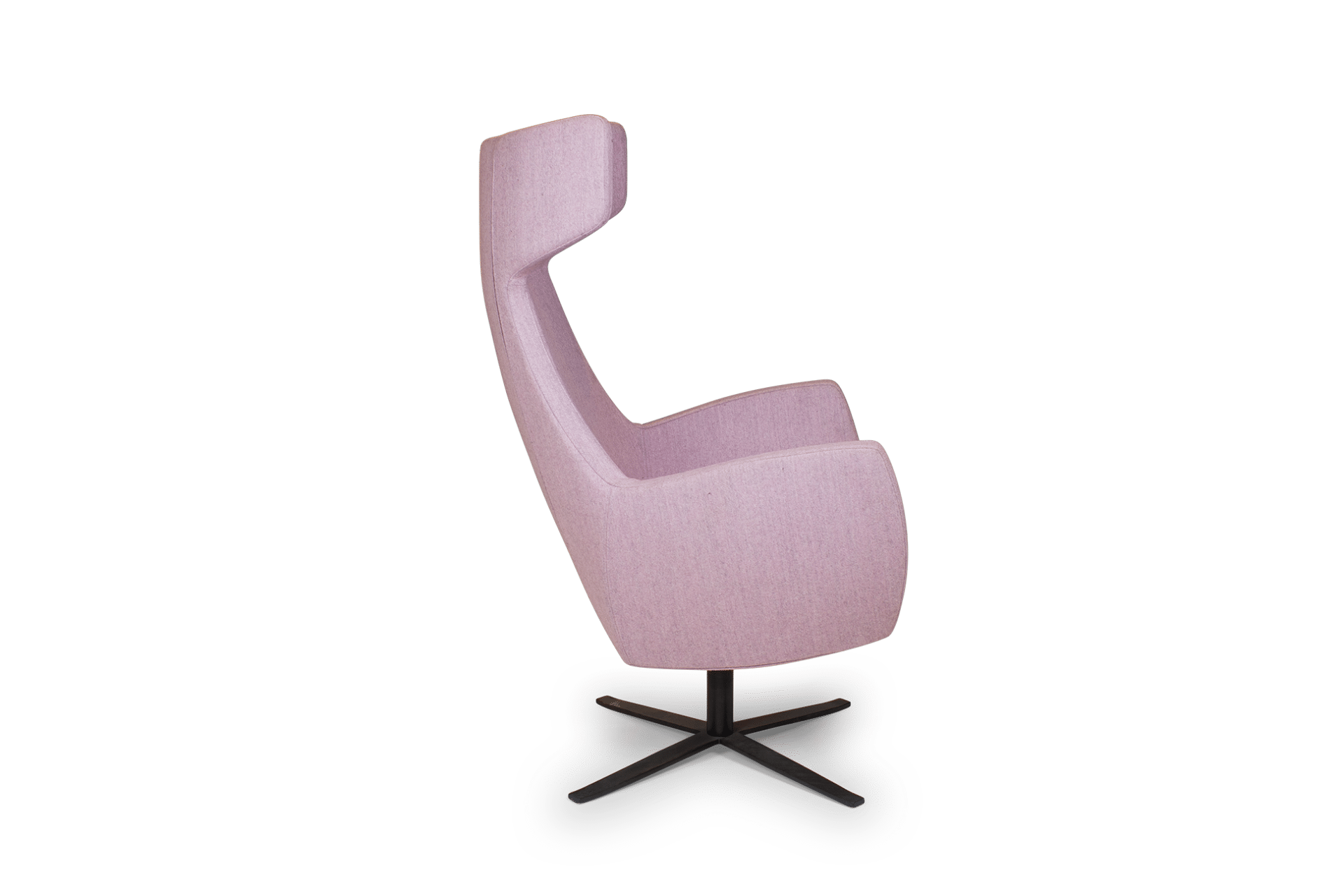 CH Prestige Armchair pink side