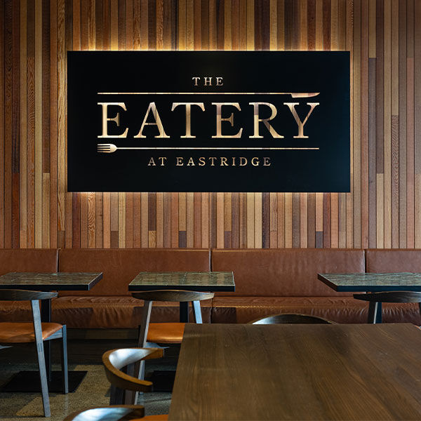 Eatery and Eastridge foodcourt sitewide