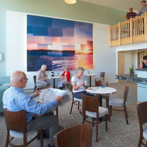 Honour Creative Commercial Interior design bar