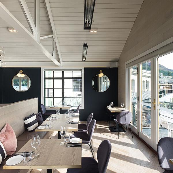 Boardwalk restaurant sitewide