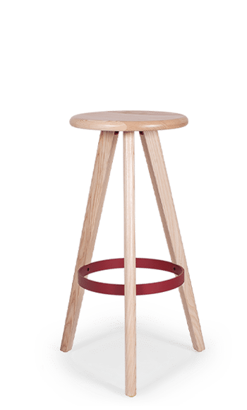 ST Trey Stool clear sitewide