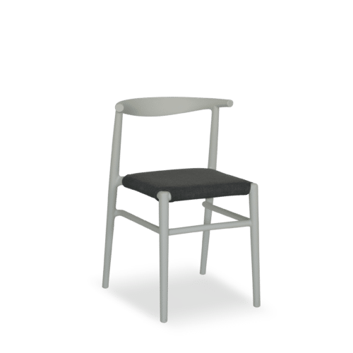 CH Alba Chair black light brown