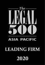 Asia Pacific Legaloo Leading Firm