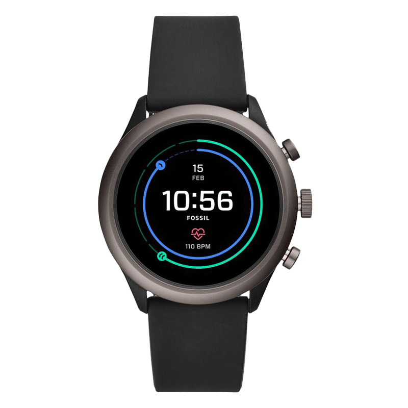 Fossil Sport mm Black