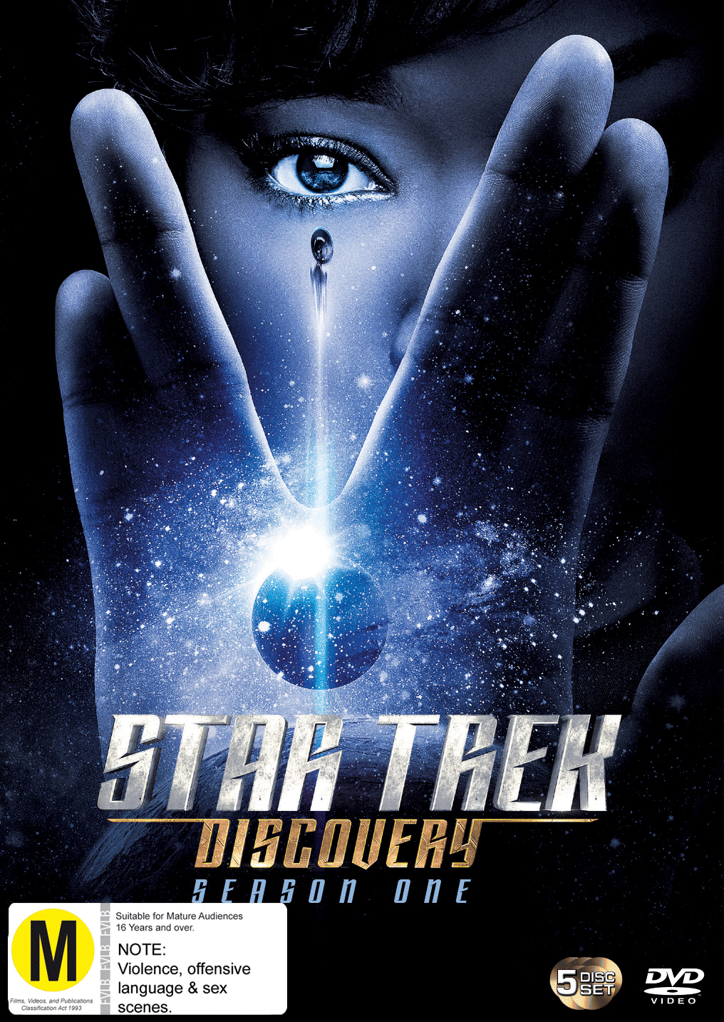 Star Trek Discovery S DVD