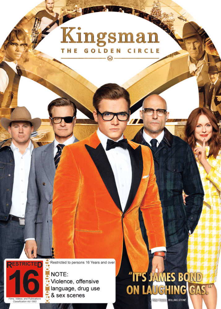 9321337174716_Kingsman_The Golden Circle_DVD