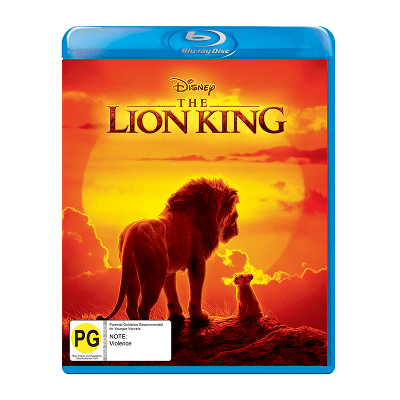BD The Lion King