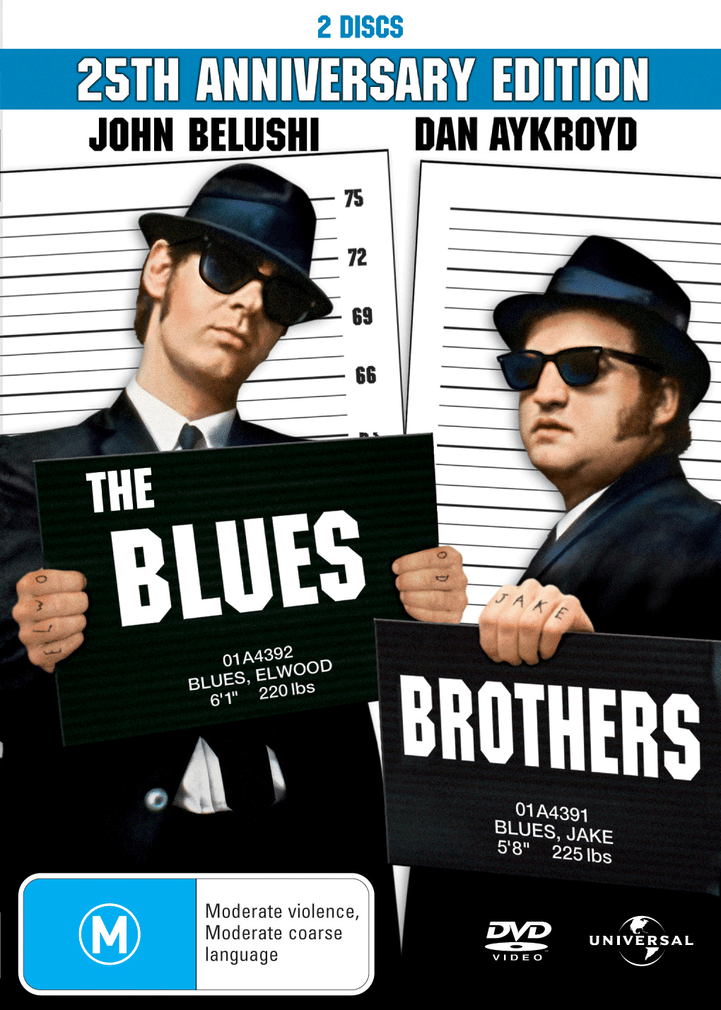 Blues Brothers SE Flat