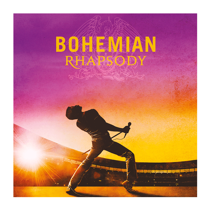 CD Bohemian Rhapsody OST