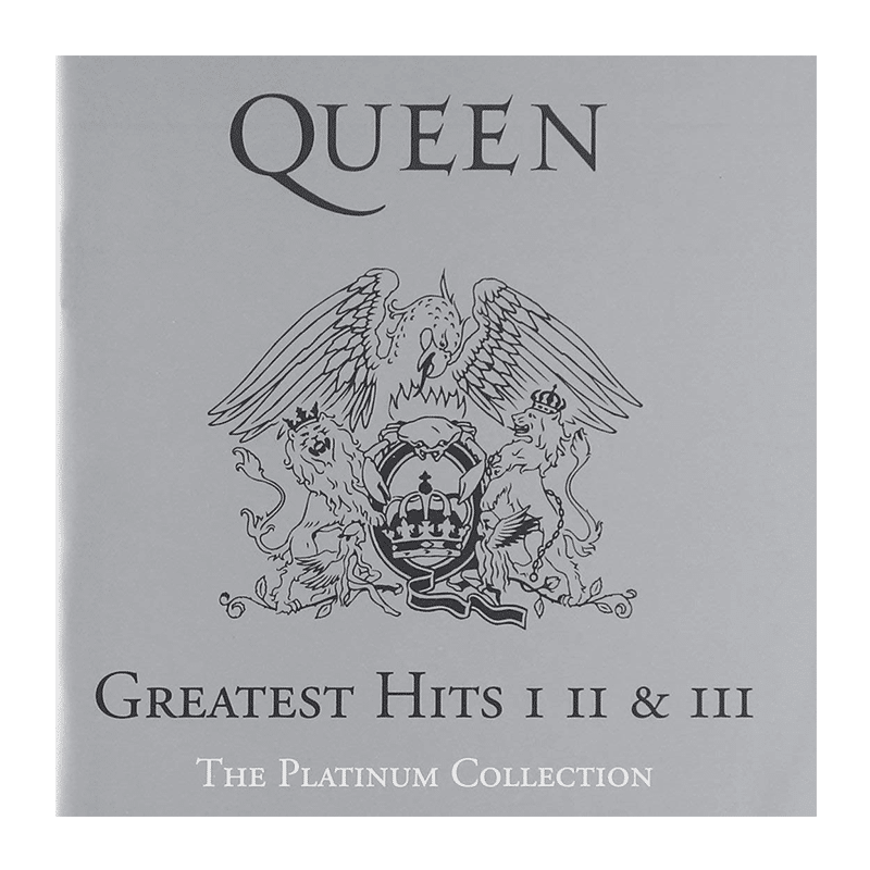 CD Queen Plat Collection