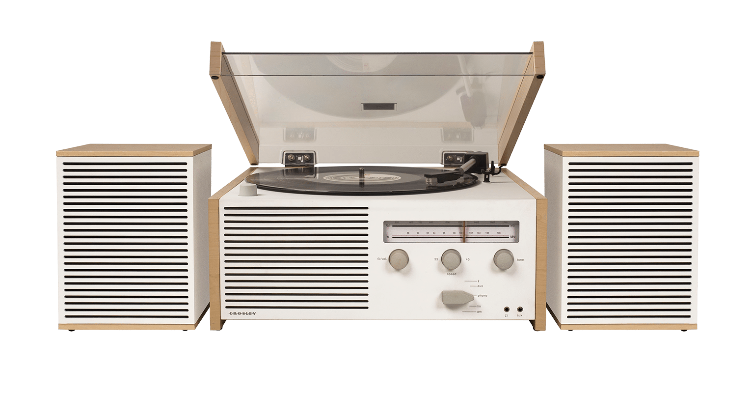 CROSLEY 338992 SWITCH II TURNTABLE