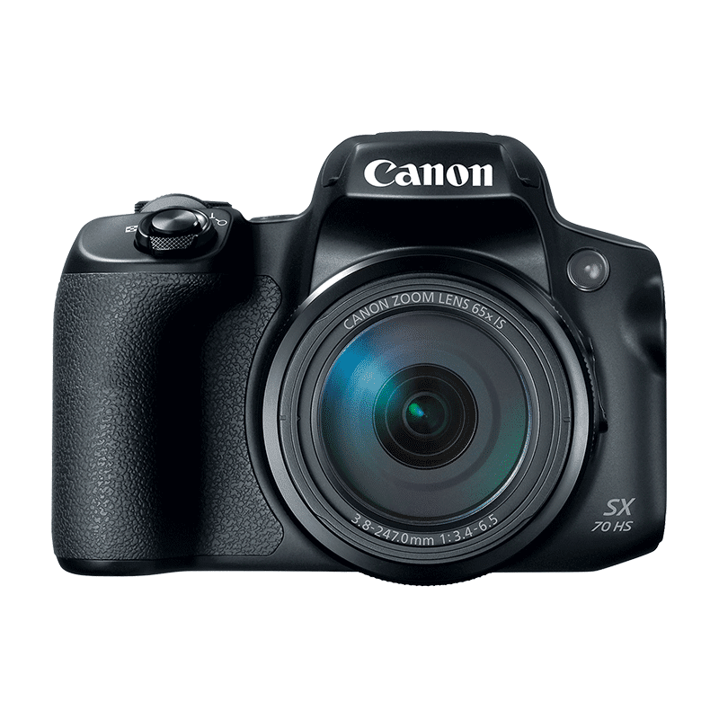 Canon SX70 Front