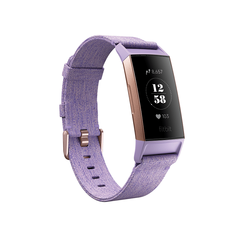 Charge_3_3QTR_SE_Lavender_Rose_Gold_Clock_Default_STD 354362