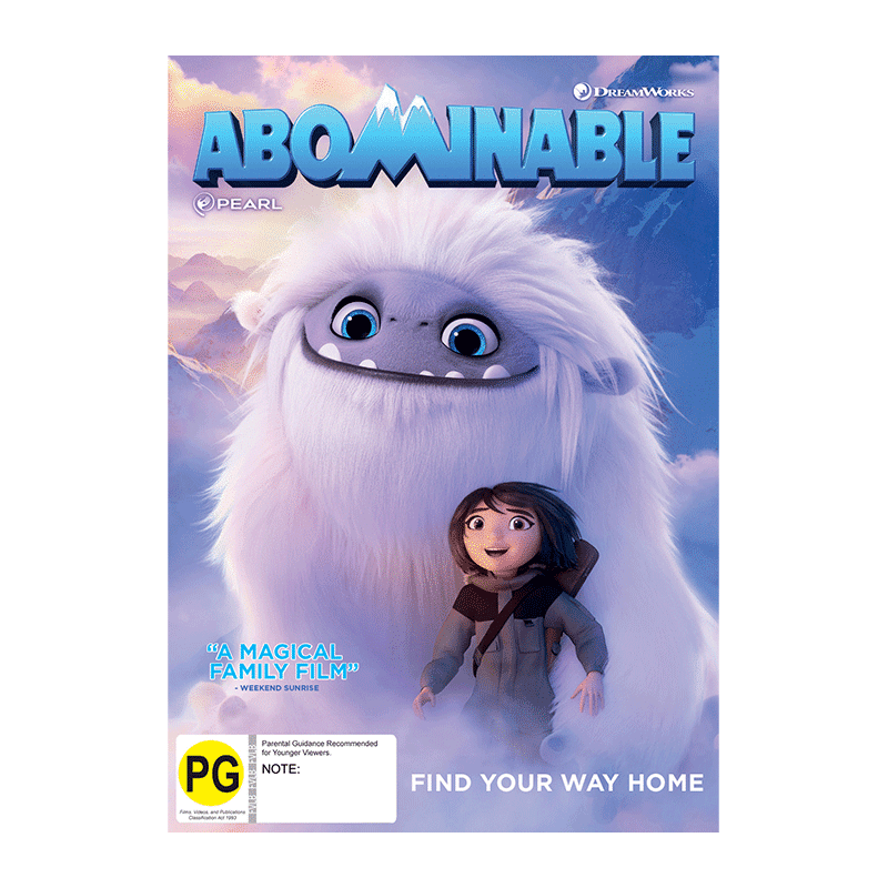 DVD Abominable