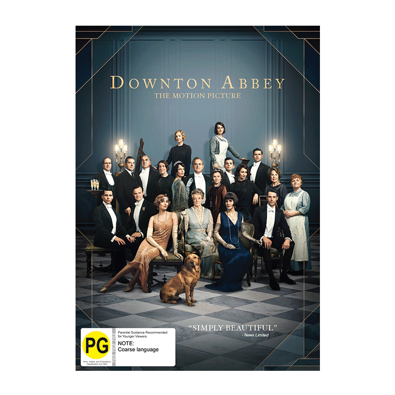 DVD Downton Abbey Movie