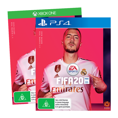FIFA 20 PS4 XB1