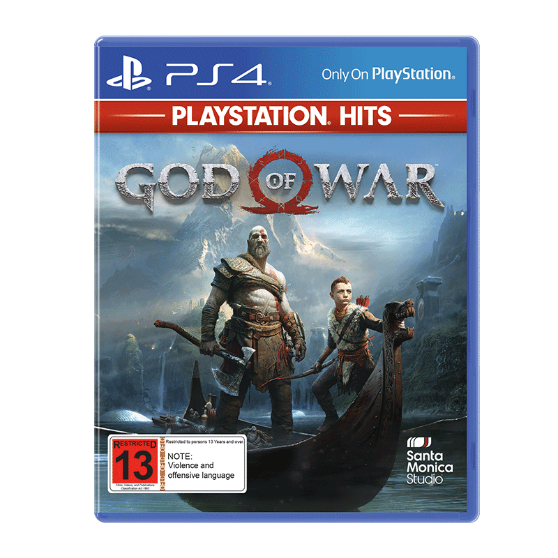 Hits God of War PS